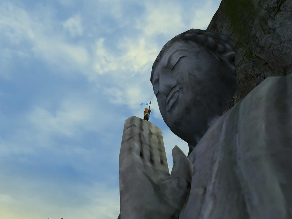 齐天大圣再战如来佛祖