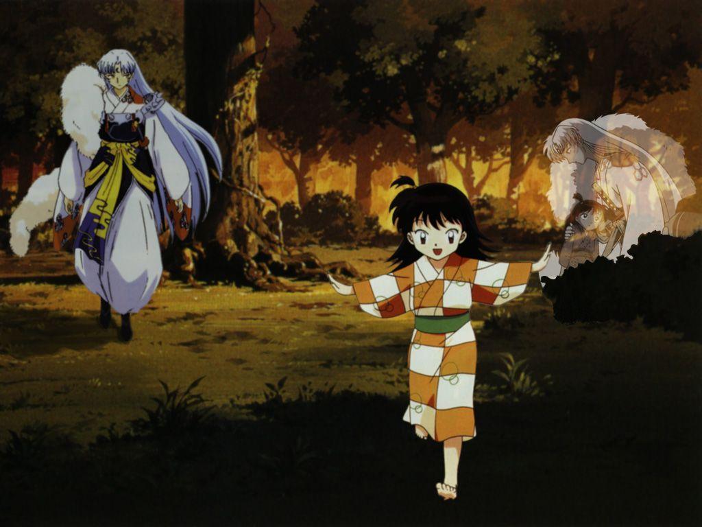 动漫 杀生丸/【杀生丸】转变/ 到听图说/ 逍遥社区 / 金