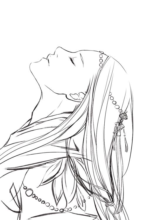 【手绘】万花