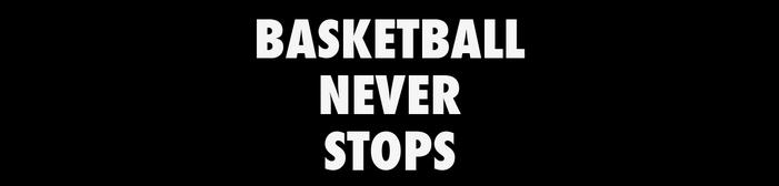 篮球永不熄矢量图