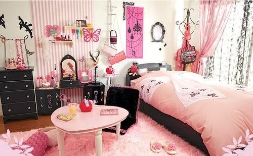 女孩房间应该这样