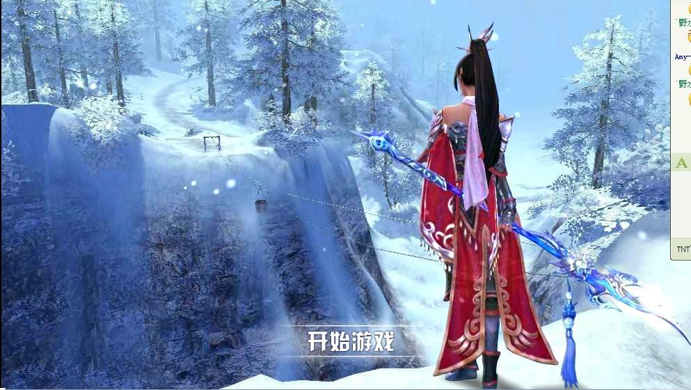 剑网3军娘美图_