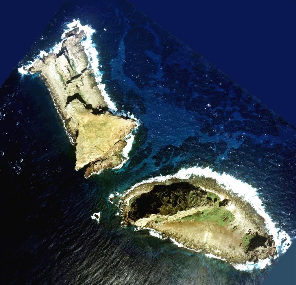 中国著名景点 钓鱼岛