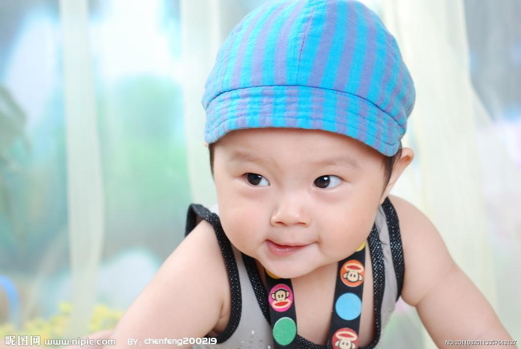 可爱图片婴儿萌图