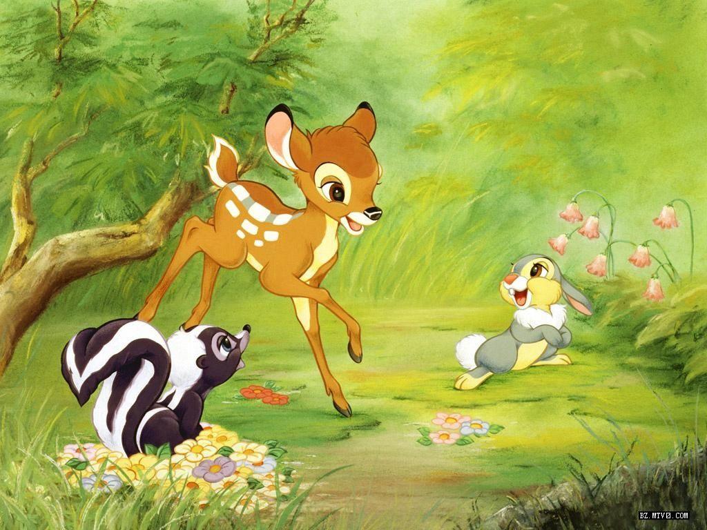 可爱的小鹿