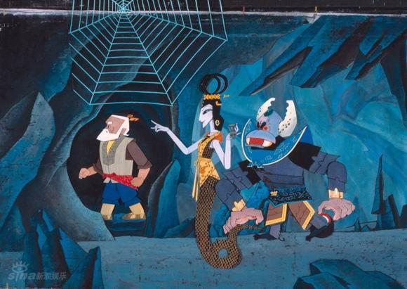 动画片《葫芦兄弟》剧情介绍:   传说葫芦山里关着蝎子精和蛇精.