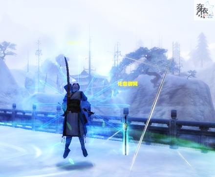 剑三五大门派技能截图