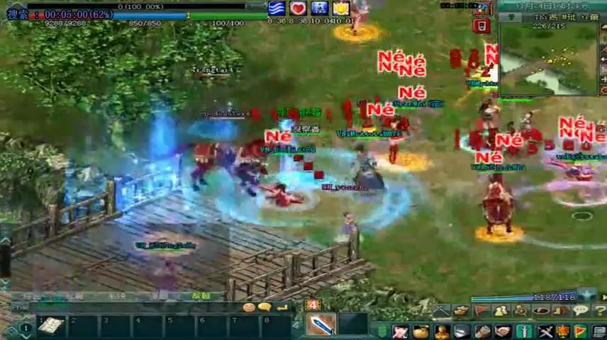 《剑网2》第二届中越对抗赛现场比赛剪辑版