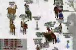 圣诞节打雪仗 记录精彩瞬间