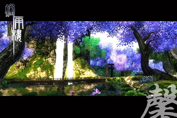 剑三桌面背景超清万花