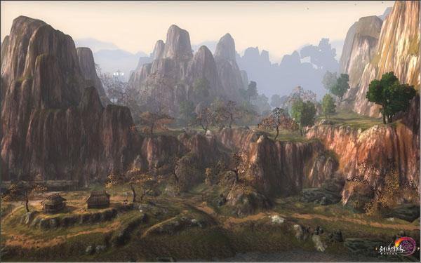 国产网游领袖级巨作《剑网3》邀您一起畅享电影级唯美画面,亲历真武侠