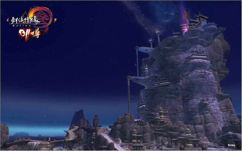 《剑网3》明教战斗视频