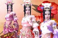 剑网3婀娜神女