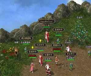 剑网1_圣诞礼物24日欢乐上市 圣诞树摇出黄金装备来_剑网1版