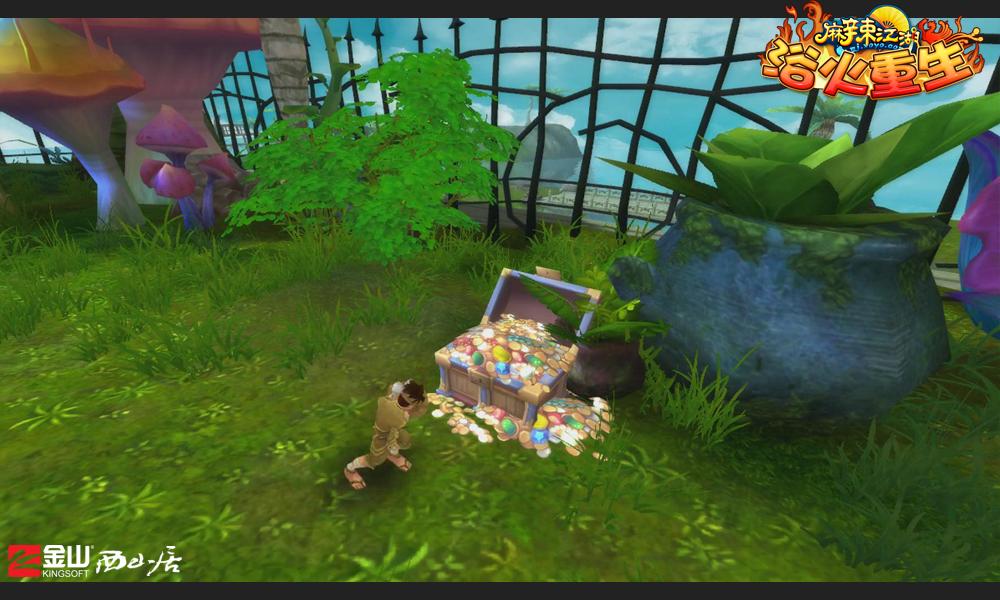美人泪将按照每个玩家在掠夺和防御中的贡献度进行