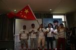 2015印尼邀请赛中国队践行