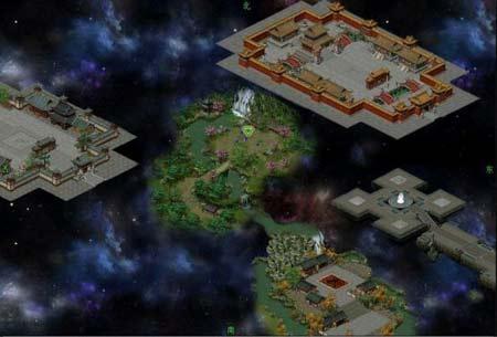 剑侠世界游戏截图