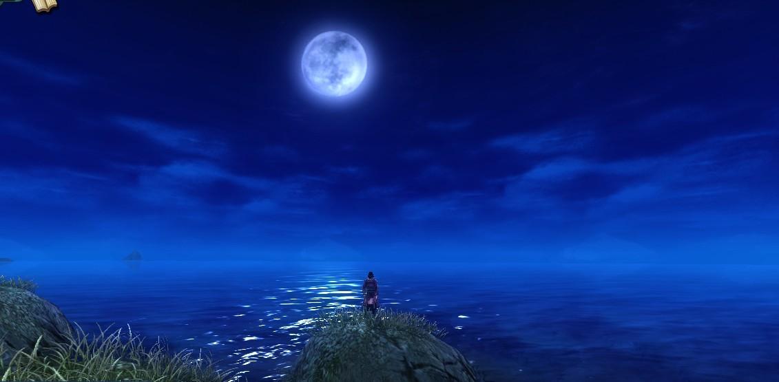 有多美的流浪,心中就有多恋的故乡,有多隐的忧伤,眼里就有多园的月亮