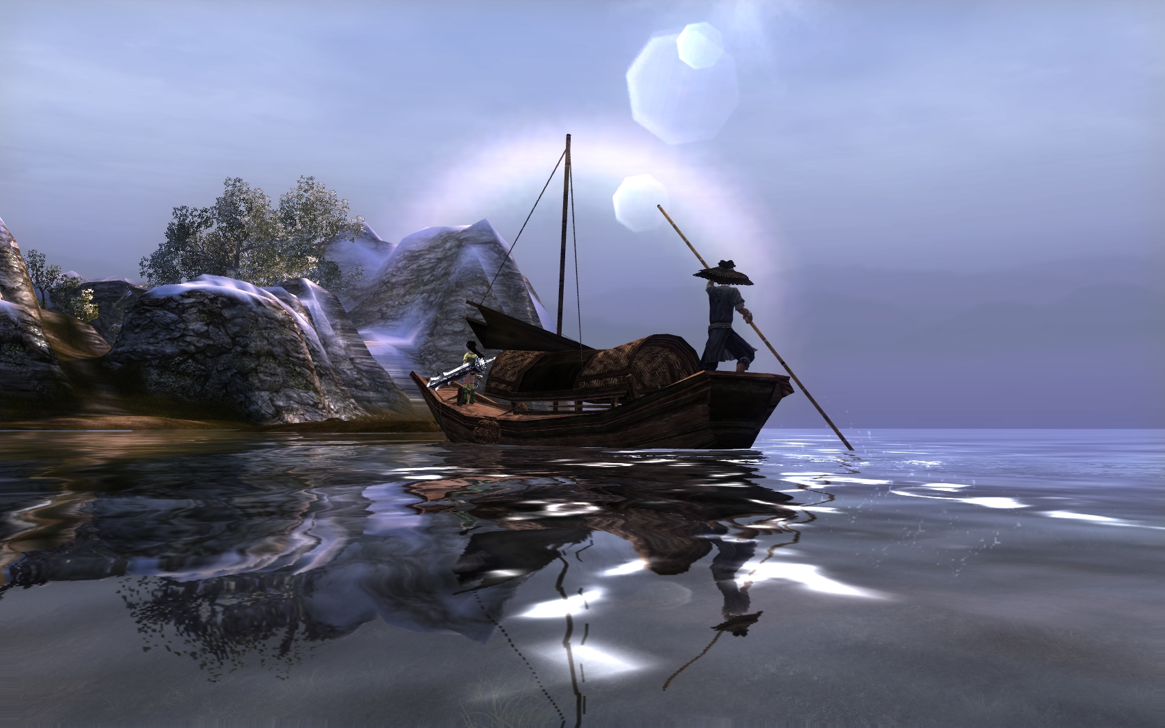 【高清】【多图】小藏剑游西湖,倒数第二张…… - 版