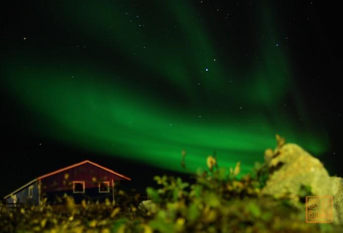 2011最佳夜空摄影:冰岛壮观绿色极光夺冠